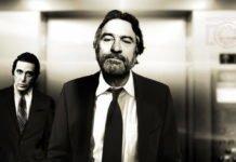 آل پاچینو و رابرت دنیرو در heat