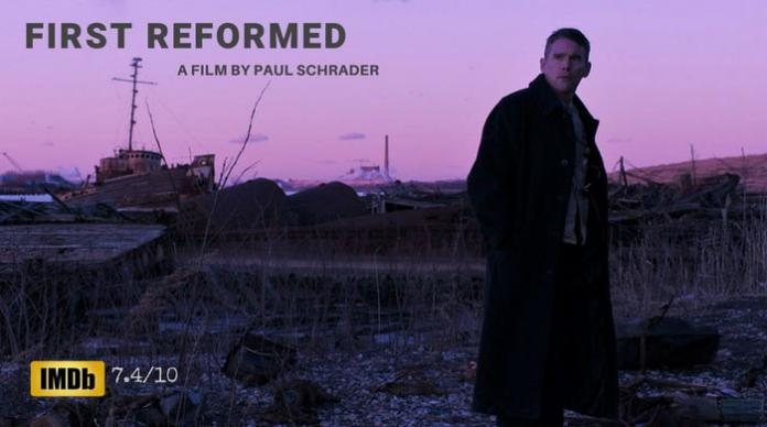 First Reformed پل شریدر