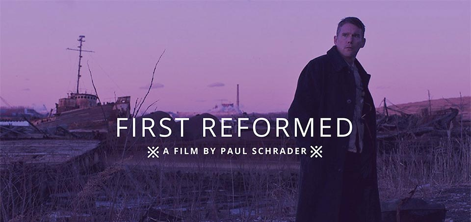 تیزر فیلم «First Reformed» با زیرنویس فارسی