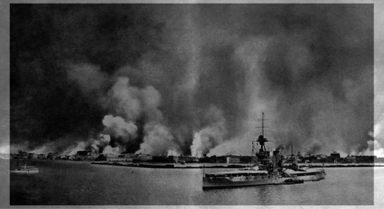 آتاتورک جنگ ترکیه و یونان 1922