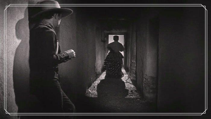 صحنهای از فیلم دلیجان ساخته جان فورد