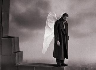 برونو گانتس در فیلم آسمان برلین