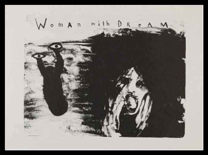 زنی با رؤیا-۲۰۰۷