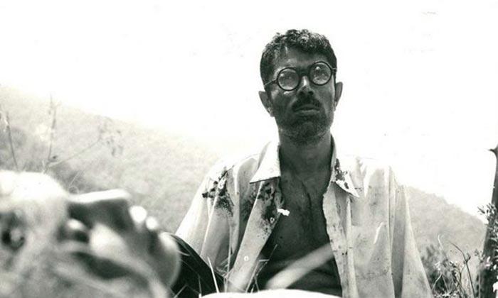 علی نصیریان در فیلم پستچی