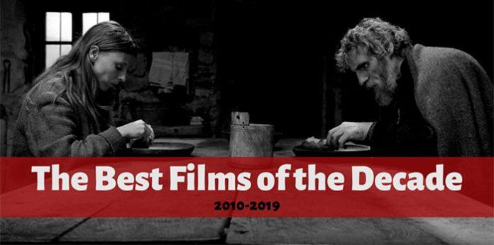 بهترین فیلمهای دهه به انتخاب پتریکور