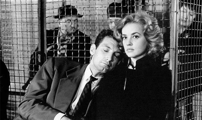 آسانسوری به سکوی اعدام (لویی مال، ۱۹۵۸)