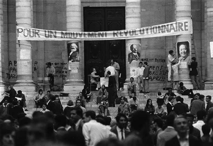 دانشگاه سوربن می 1968