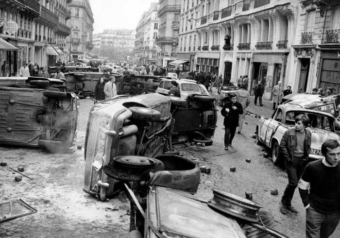 می 68 در پاریس