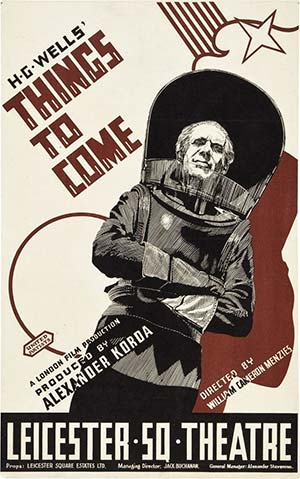 پوستر فیلم آنچه در پیش است ساخته ویلیام کامرون