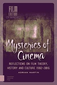 کتاب اسرار سینما نوشته آدرین مارتین