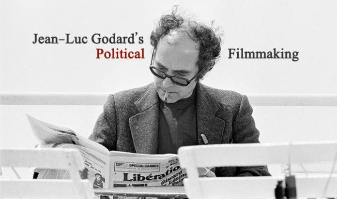 کتاب فیلمسازی سیاسی ژان لوک گدار