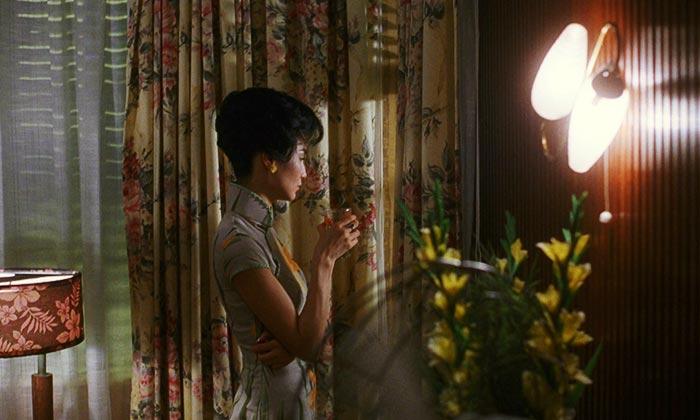 مگی چونگ در «در حال و هوای عشق»