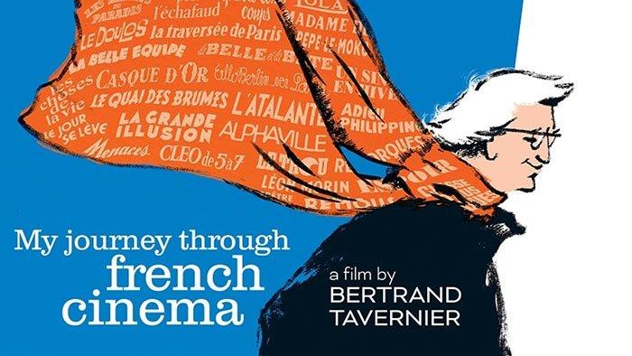 فیلم سفر من به درون سینمای فرانسه ساخته برتران تاورنیه