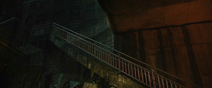 ساختار گوتیک در فیلم انگل