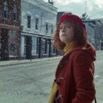 جسی باکلی در صحنهای از فیلم من به پایان دادن به اوضاع فکر میکنم