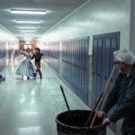 صحنهای از فیلم من به پایان دادن به اوضاع فکر میکنم ساختهی چارلی کافمن