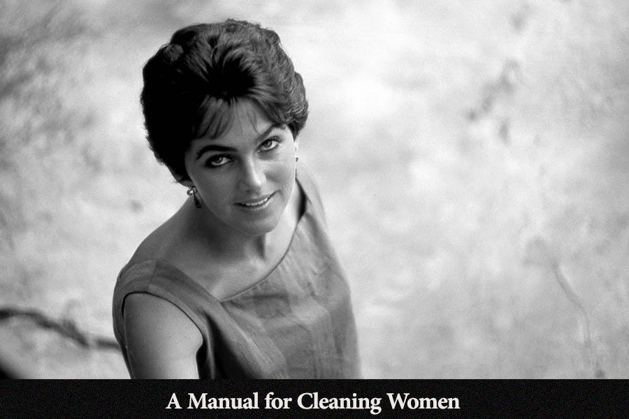 راهنمایی برای زنان نظافتچی نوشته لوسیا برلین